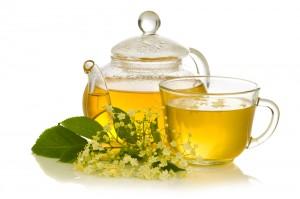 Elderberry Flower Tea