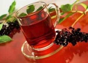 Elderberry Tea Images