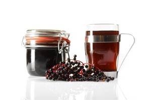Elderberry Tea Photos