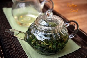 Mugwort Tea Photos