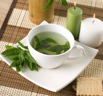 spearmint tea how to make