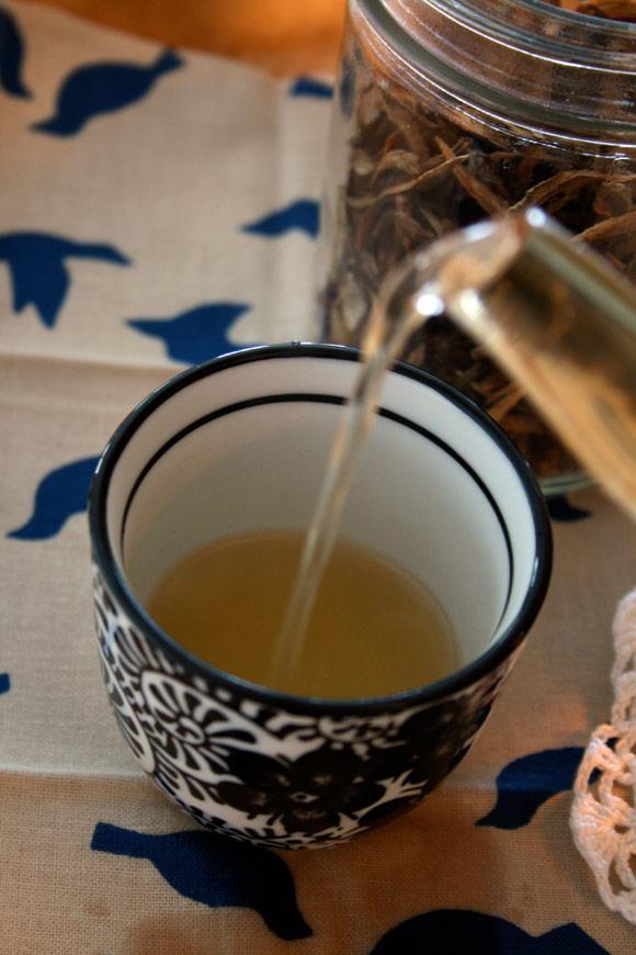 Buy Burdock Root Tea Health Benefits Preparation Side