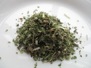 Catnip Leaf Tea