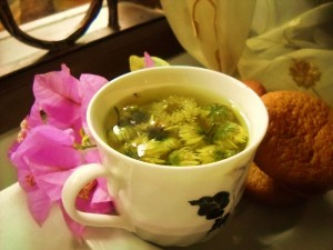 Chrysanthemum Tea Pictures
