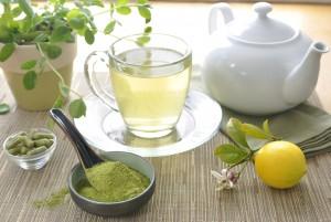 Moringa Tea Images