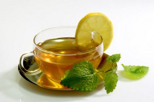 Lemon Balm Tea Images