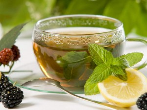 Lemon Balm Tea Photos