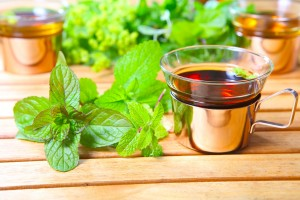 Lemon Balm Tea Pictures