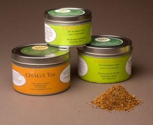 Chaga Tea Pictures