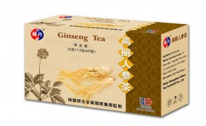 Chinese Ginseng Tea