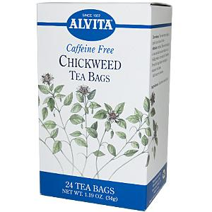 Chickweed Tea Pictures
