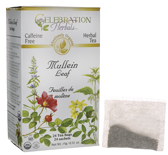 Buy Mullein Leaf Tea: Benefits And Side Effects