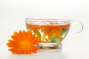 Calendula Flower Tea