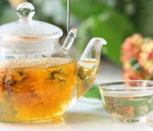 Calendula Tea Images