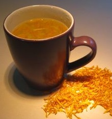 Calendula Tea Pictures