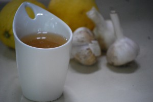 Garlic Tea Images