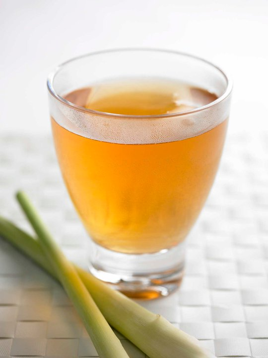 Lemongrass tea pictures