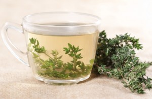 Thyme Tea Images