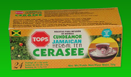 Cerasee Tea Images