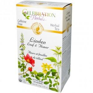 Pictures of Linden Tea