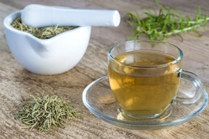 Rosemary Tea Photos