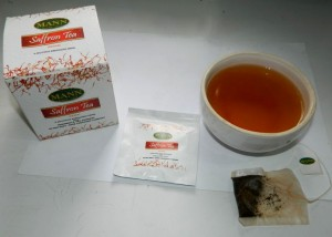 Saffron Tea Pictures