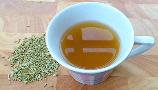 fennel seed tea weight loss