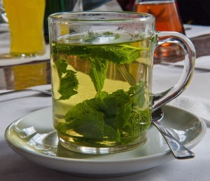 Peppermint Tea Photos