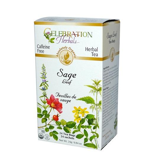 Sage Tea Photos