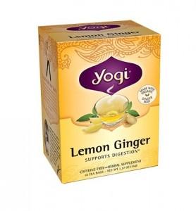 Lemon Ginger Tea Images