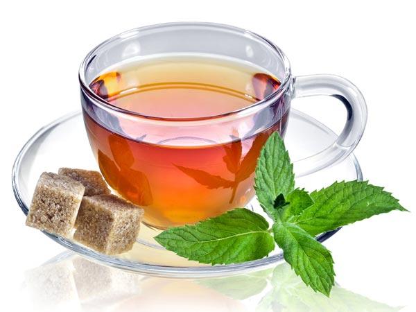 Tulsi Leaf Tea: Benefits, How to Make, Side Effects | Herbal Teas ...