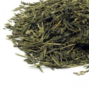 Sencha Tea Images