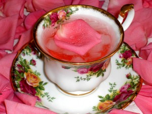 Rose Tea Images