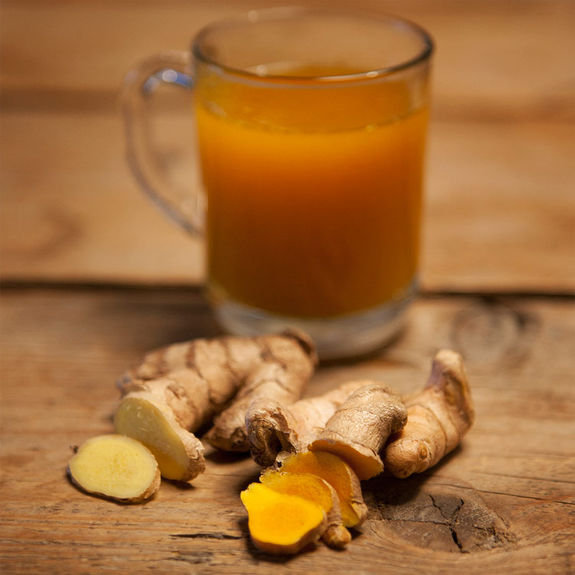 Buy Turmeric Ginger Tea: Benefits, Side Effects, How to Make | Herbal ...