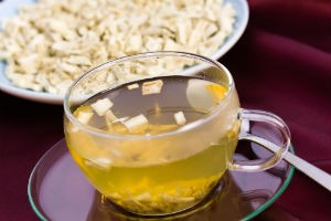 Marshmallow Root Tea Pictures