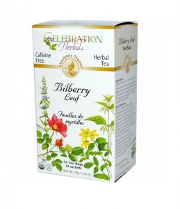 Bilberry Tea Images