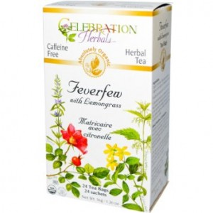 Feverfew Tea Images