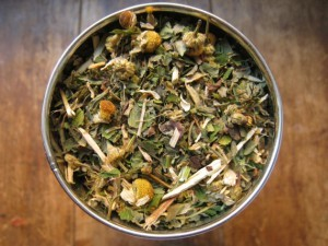 Feverfew Tea Pictures