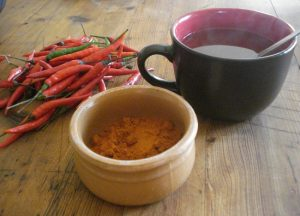 Cayenne Pepper Tea Pictures