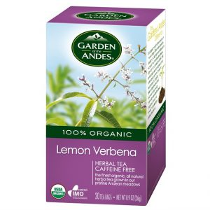 Lemon Verbena Tea Images