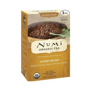 Numi Honeybush Tea