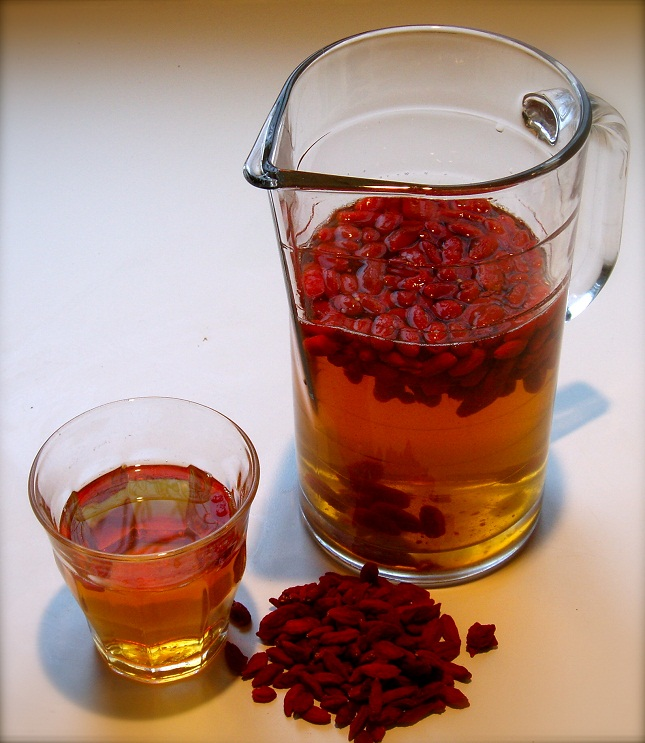 Buy Goji Berry Tea Benefits How To Make Side Effects Herbal