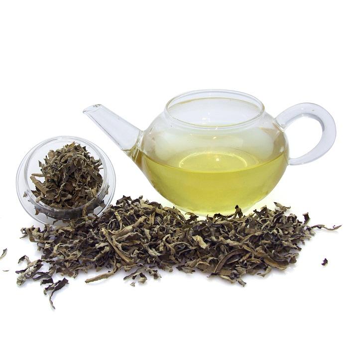 Lotus root tea