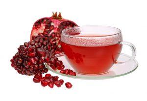 Pomegranate Tea Images