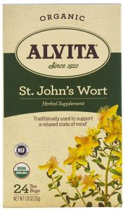 St. Johns Wort Tea