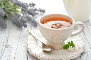 Lavender Tea Images