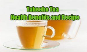 Taheebo Tea