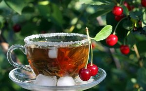Cherry Tea Images
