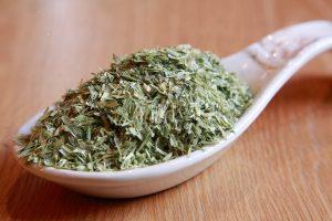 Dried Oatstraw Tea