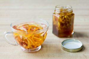 Orange Peel Tea Images